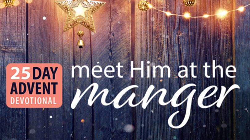 Meet Him At The Manger