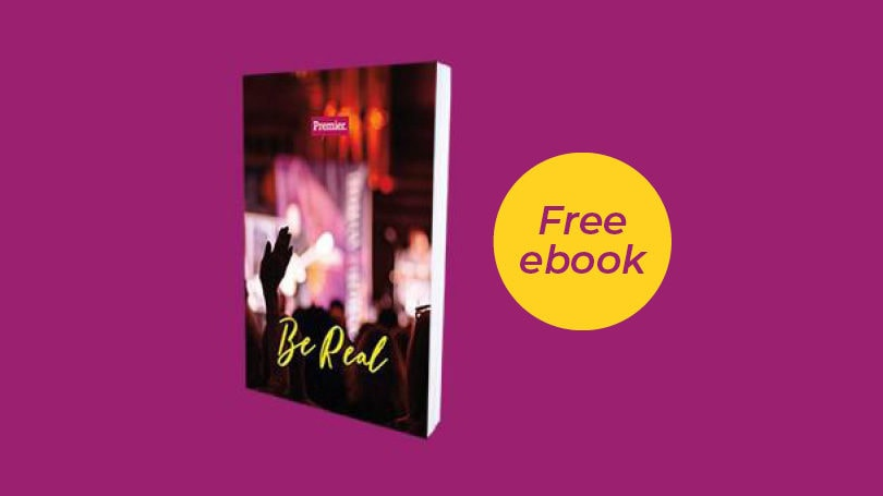 Free Ebook Be Real