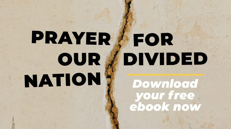 Free Ebook Prayer For Our Nation Divided