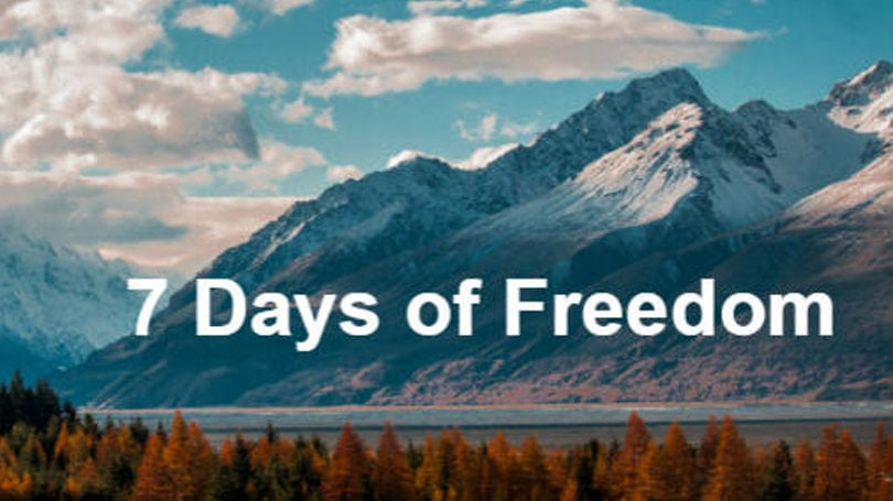 7days To Freedom