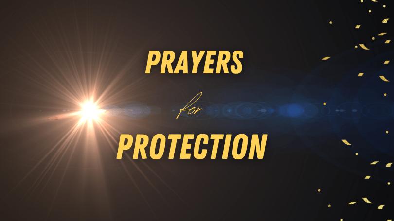 Copy Of Prayersforprotection