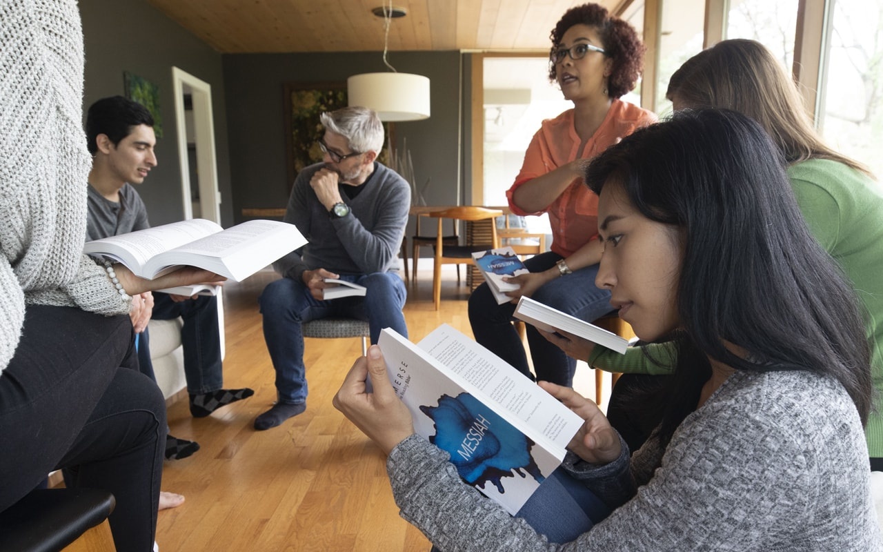 Immerse Group Reading